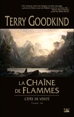 Terry GOODKING - [L'épée de Vérité] 9. La Chaîne de Flammes