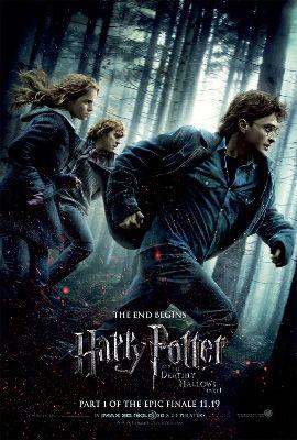 Harry Potter et les reliques de la mort (partie 1) - film 2010