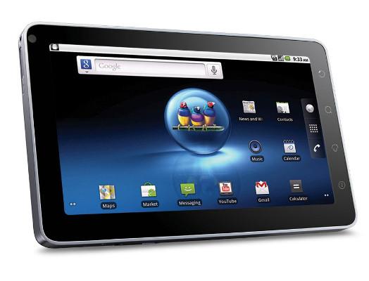 """Tablette : ViewSonic Viewpad 7"""""""