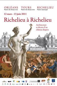 Exposition de Richelieu à Richelieu (musée des beaux-arts d'Orléans)