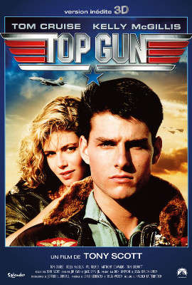 "Film : ""Top Gun"" avec Tom Cruise"