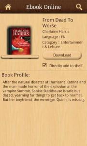 [Laputa Reader] Librairie en-ligne