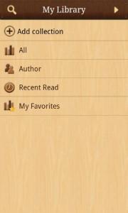 [Laputa Reader] Sa bibliothèque