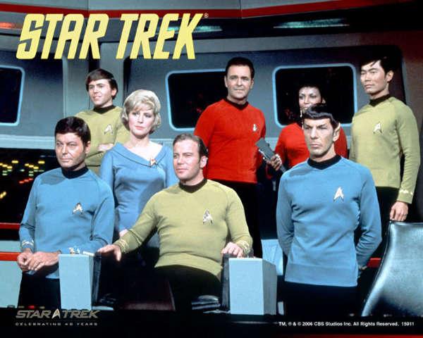 [Série] Star Trek (original)