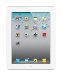 Tablette : Apple iPad 2
