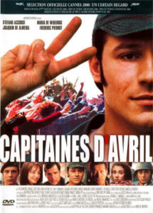 "Le film : ""Capitaines d'avril"" de Maria de Medeiros"