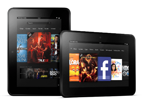 "Tablette : Kindle Fire HD 7"" d'Amazon"