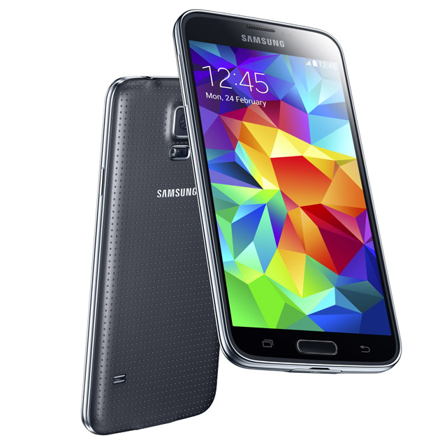 Smartphone : Samsung Galaxy S5