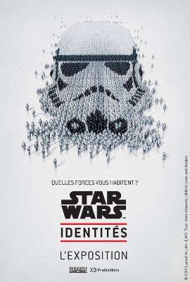 Exposition : STAR WARS Identities™, l'exposition est prolongée