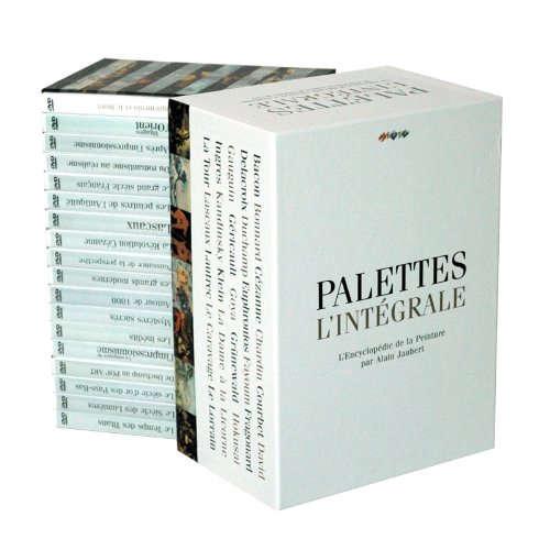 Palettes, l'intégrale (Coffret 18 DVD) – Editions Montparnasse