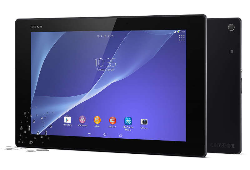 Tablette : Sony Xperia Tablet Z2 - La tablette