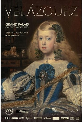 Expo : Velazquez au Grand-Palais