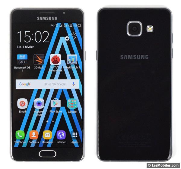 Smartphone : le Samsung Galaxy A5 (2016)