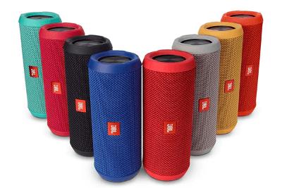 JBL Flip 3, une enceinte portable bluetooth (gamme couleurs)