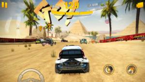 [Jeux Mobile] Asphalt Xtreme Rally Racing - Capture d'écran sous Umidigi UMI Max