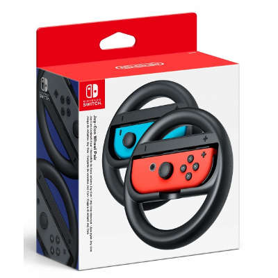 Nintendo Switch : les Joy-Con Wheel officiel
