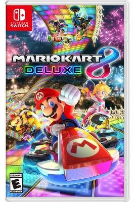 Nintendo Switch : Mario Kart 8 deluxe