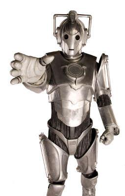 """Série : """"Le Docteur Who"""" - Les Cybermen"""