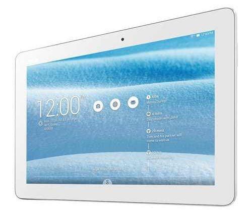 """Tablette : MemoPad 10"""" ME103k de Asus - Face avant"""