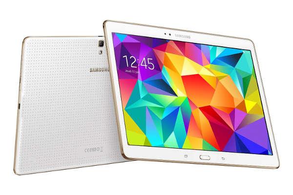 Tablette : Samsung Galaxy Tab S