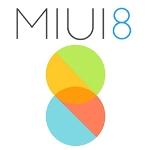 Logo : MIUI 8 (Xiaomi)