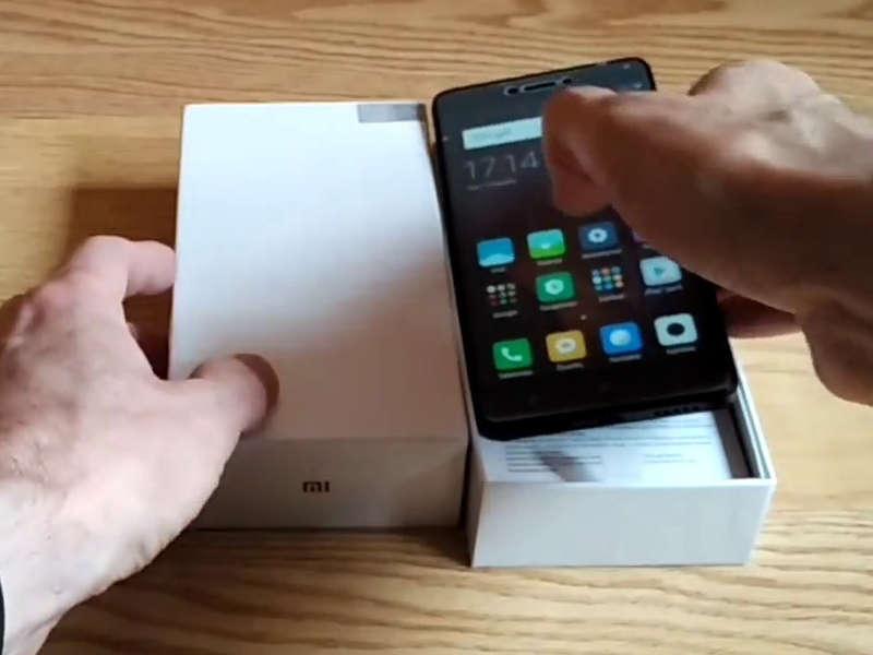 Smartphone - le Xiaomi Redmi Note 4 : Prise en main
