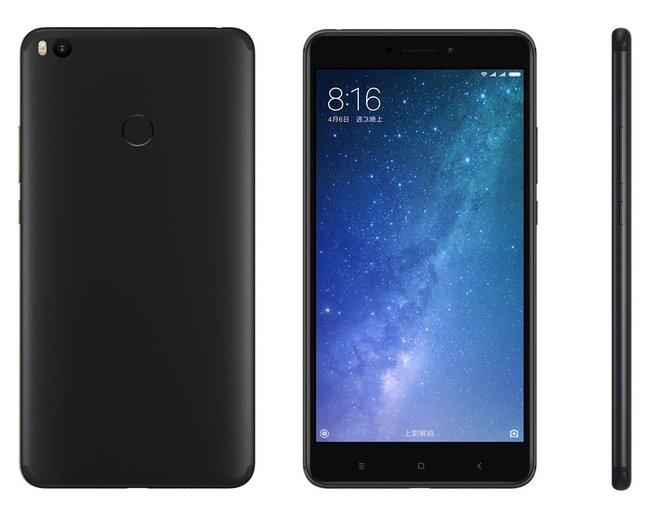 Smartphone : Xiaomi Mi Max 2