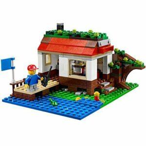 LEGO Creator 3-en-1 - 31010 - La cabane du lac