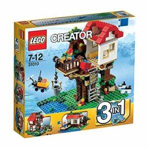 LEGO Creator 3-en1 - 31010 : Boite