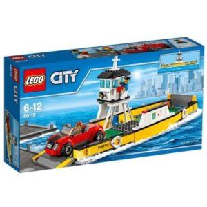 LEGO City 60119 : Ferry - Boite Lego