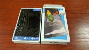 Tablette : Lenovo Tab3 8 Plus - Livraison