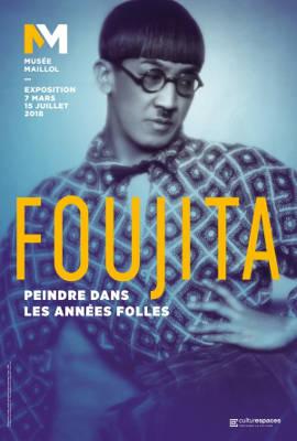 Exposition : Foujita au musée Maillol à Paris