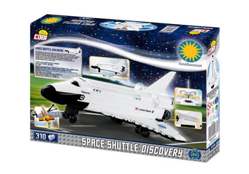 Cobi - 21076 - Space Shuttle Discovery