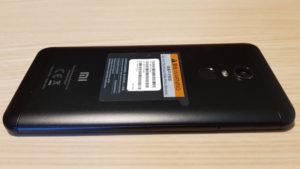 Xiaomi Redmi 5 Plus ... le smartphone