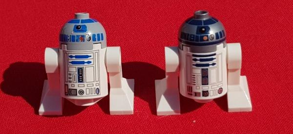 LEGO Star-Wars 75168 - Les deux R2-D2