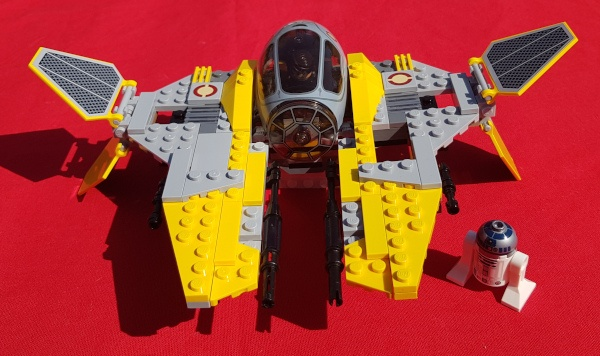 LEGO Star-Wars 75168 - L'intercepteur d'Anakin
