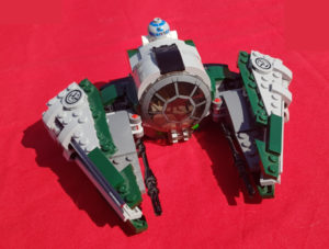 LEGO Star-Wars 75168 - Yoda's Interceptor