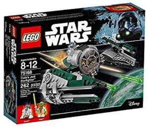 LEGO Star-Wars 75168 - Yoda Interceptor