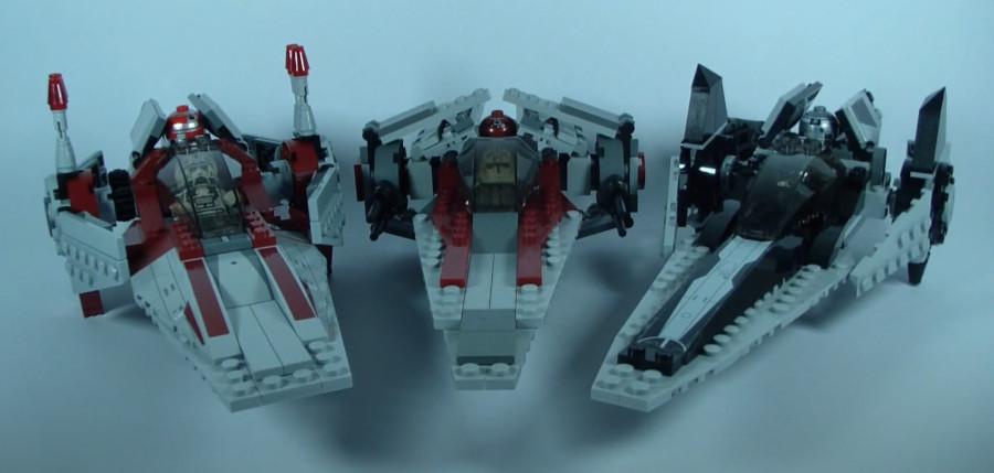 LEGO Star Wars - V-Wing Starfighter