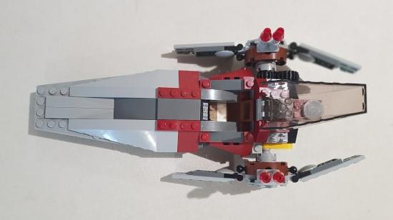 LEGO Star-Wars 75039 - V-Wing