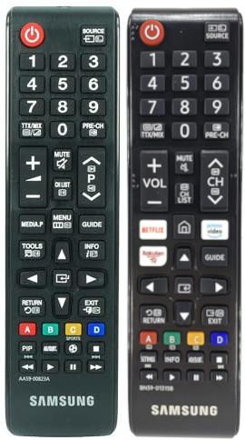 Télécommande TV Samsung 43TU7125