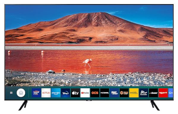 TV Samsung (Réf. 43TU7125)