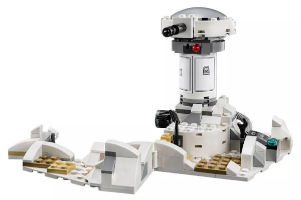 """LEGO 75138 - Attaque de hoth - La base """"Echo"""""""